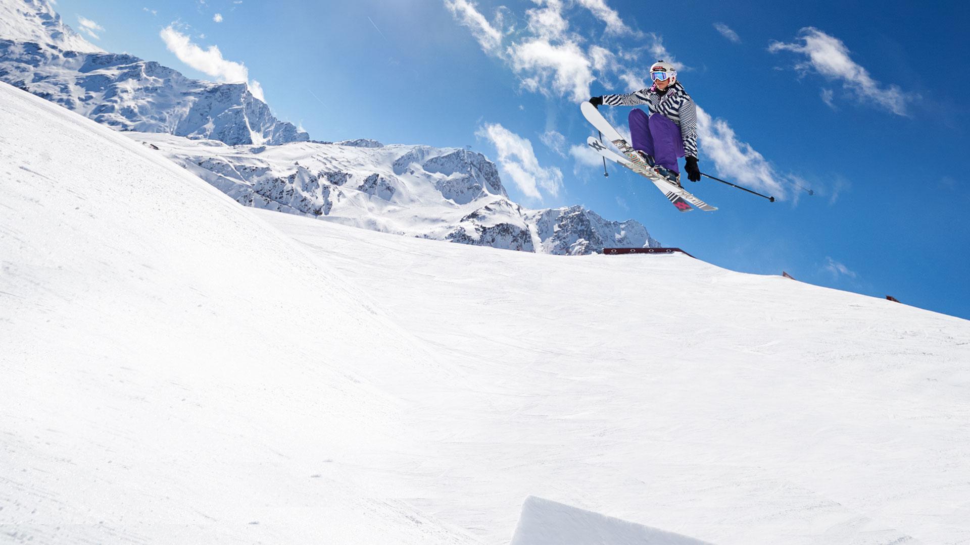 Bauerfeind Ski